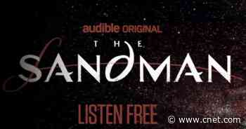Listen to The Sandman for free on Audible this week     - CNET