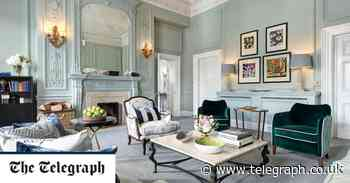 As Scotland reopens, celebrate with a stay in The Balmoral's regal suite in Edinburgh - Telegraph.co.uk