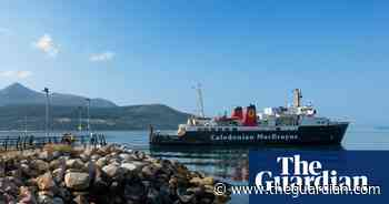 'It's incredibly poor': Scottish islanders angry at failing ferry service - The Guardian