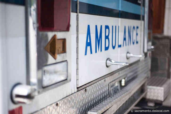 Major Injury Crash Closes Part Of Mack Road In Sacramento