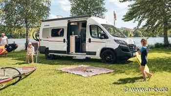 Zu einem sehr attraktiven Preis: Dethleffs großer Camper-Van