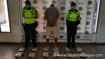 Incautados más de 18 kilos de marihuana en el municipio del Guamo - Ondas de Ibagué