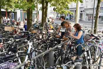 Achthonderd fietsers kunnen onder Groenplaats parkeren