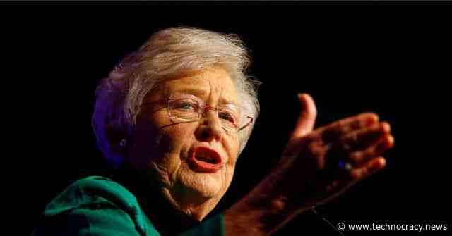 Alabama's Republican Governor Kay Ivey Unleashes Hate: 'Start blaming the unvaccinated folks'