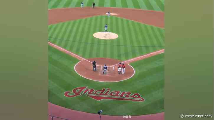 Cleveland Indians change name to 'Cleveland Guardians'