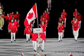 Olympic Roundup: Small, enthusiastic contingent represents Canada at opening ceremony
