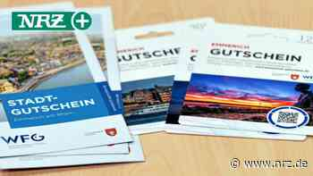 Emmerich: Stadtgutscheine für 100 Euro sind der Renner - NRZ