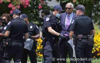House Democrat arrested at Black Voters Matter demonstration