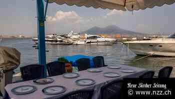 Ohne Green Pass darf man in Italien nicht mehr ins Restaurant – auf die Terrasse aber schon