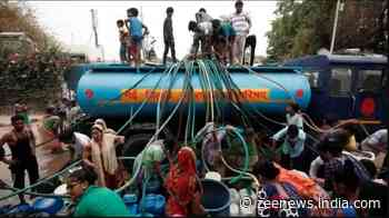 SC rejects Delhi govt`s contempt plea against Haryana on water supply, advises negotiation
