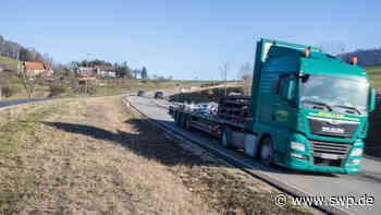 Donzdorfer Tunnel wird gesperrt: Verkehr rollt wieder durch Donzdorf - SWP