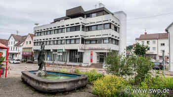 Innenstadtsanierung in Donzdorf: Der Abbruch des Sparkassen-Gebäudes rückt näher - SWP