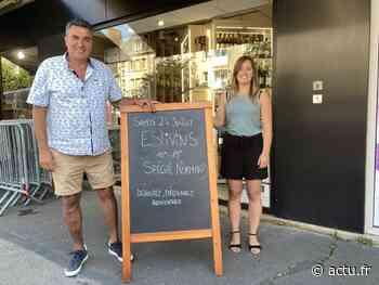 Lisieux : Aux caves des grands cépages organise une dégustation de vins normands samedi - actu.fr