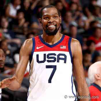 Kevin Durant's Social Media at the Tokyo Olympics Deserves a Gold Medal