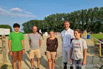 Equipark richt succesvolle jumping in