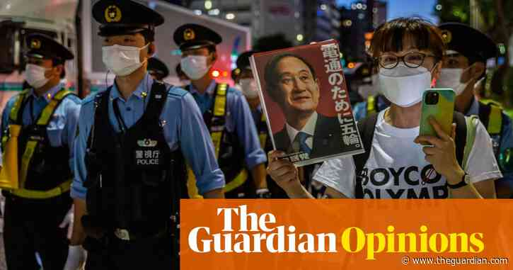 By holding the Tokyo Olympics, Japan's government is gambling with people's lives | Kosuke Takahashi