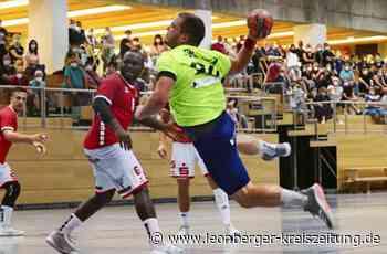 Handball beim SV Leonberg/Eltingen - Ein Abschied mit Wermutstropfen - Leonberger Kreiszeitung