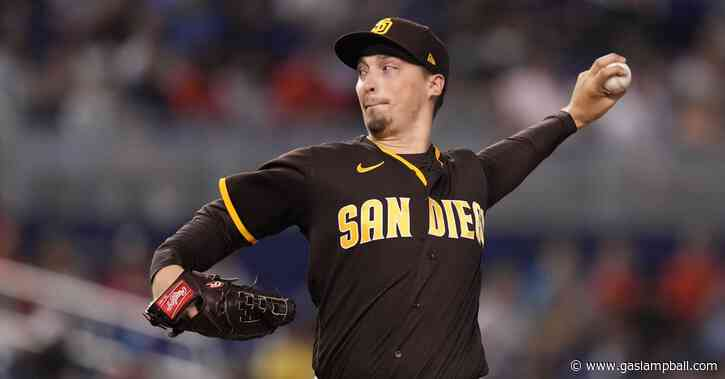 Snell solid in Padres' 3-2 victory over Marlins