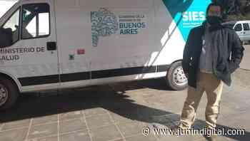 """Dr. Meneses: """"Junín está por encima de la media nacional en cuanto a tasa de mortalidad"""" - Junín Digital"""