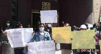 Los Dinámicos del Centro: Inician investigación preliminar en Junín a jueza July Baldeón - Diario Perú21