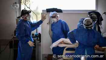 Covid en Junín: otro muerto y 33 casos positivos más - semanariodejunin.com.ar
