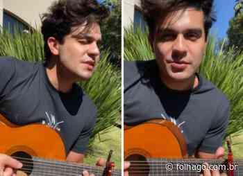 Luan Santana grava vídeo e culpa Lorena, Bruna e Isabela, por fazerem com que ele perca o sono - FolhaGO