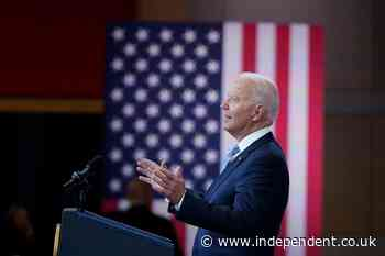 More than 150 civil rights groups urge Biden to protect voting rights 'by whatever means necessary'