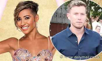 Strictly star Karen Hauer's new boyfriend revealed as 'Naked Trainer' Jordan Jones Williams