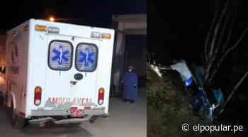 Pucallpa: Camioneta cae abismo y siete personas fallecen calcinadas tras explosión - ElPopular.pe