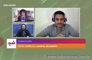 Desde Pucallpa, nuestro corresponsal Gregoire Ross nos habla sobre casos y muertes por COVID-19 - Radio Nacional del Perú