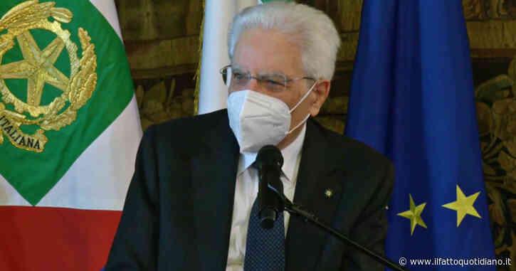 """Decreto Sostegni bis, Mattarella firma ma scrive a Casellati, Fico e Draghi: """"Rispettare la Costituzione. Valuterò possibilità di rimandare provvedimenti alle Camere in caso di gravi anomalie"""""""