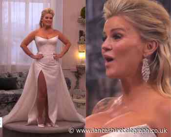 Say Yes To The Dress Lancashire: Kerry Katona at Colne boutique