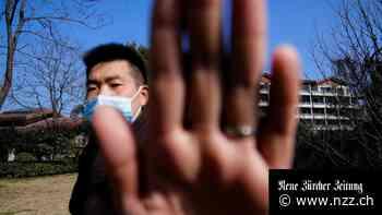 Der Druck auf China wegen der Laborthese nimmt zu – doch China blockt ab