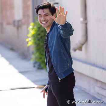 """Henry Golding Recalls Surprising """"Brush With the Royal Family"""" Before Rise to Fame"""