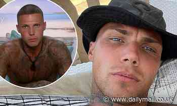 Love Island's Danny Bibby apologises for using racial slur as he breaks silence on exit