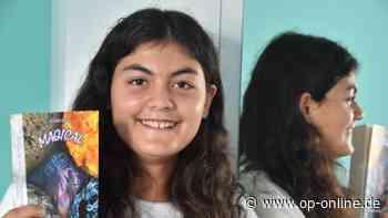 Heusenstamm: Per Traum in eine magische Welt: Die 13-jährige Walina Kemal hat bereits ihr erstes Buch veröf... - op-online.de