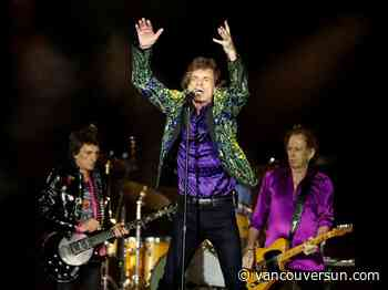 No rolling into Vancouver for Stones as tour resumes - Vancouver Sun