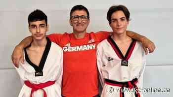 Iserlohner Taekwondo-Trio fährt zur EM - IKZ News