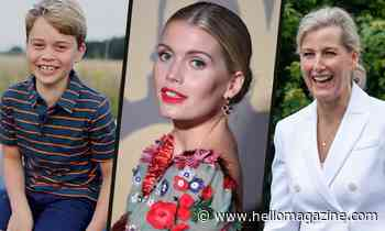 Royal Style Watch: From Kitty Spencer's hen party dress to Sophie Wessex's summer outfits