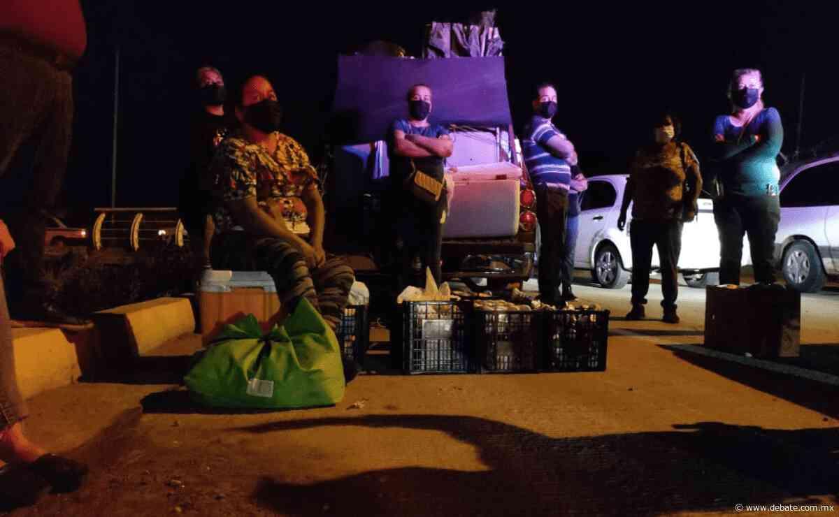 Entre confusión y negativas, se instala este jueves el tianguis Laureles Pinos en Culiacán - Debate