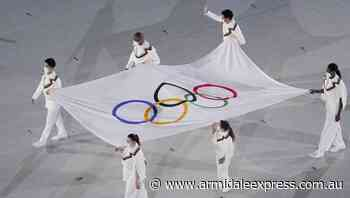Aussie shooter's Games ceremony honour - Armidale Express