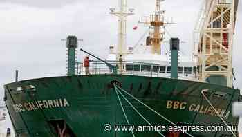 WA scare prompts Indonesia ship crackdown - Armidale Express