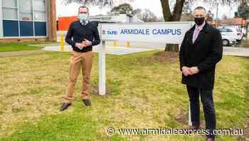Armidale TAFE campus to receive digital upgrade - Armidale Express