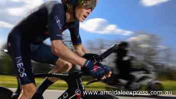 Dennis confirms time trial focus at Games - Armidale Express