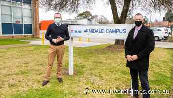 Tafe to get digitally enabled virtual teaching and learning spaces at Armidale, Boggabilla, Inverell, and Moree - The Inverell Times
