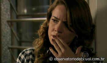 """Cristina descobre segredo sombrio envolvendo Cora: """"E eu nem desconfiava!"""" - Bol - Uol"""