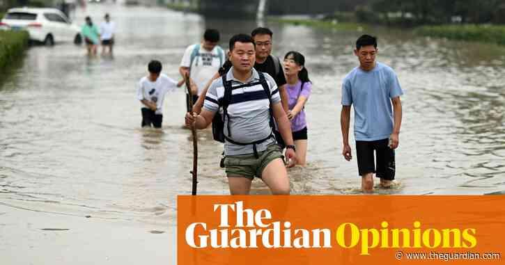 Xi Jinping should take the Zhengzhou floods as a warning from China's history | Philip Ball