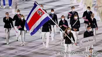 Elegancia acompañó a Costa Rica en la inauguración de los Juegos Olímpicos - ESPN Deportes