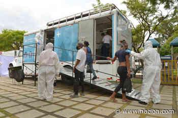 OPS destaca ventaja de Costa Rica por avance en vacunación contra covid-19 - La Nación Costa Rica