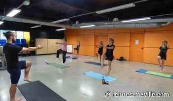 Chartres-de-Bretagne. Un deuxième cours de Pilates à la rentrée - maville.com
